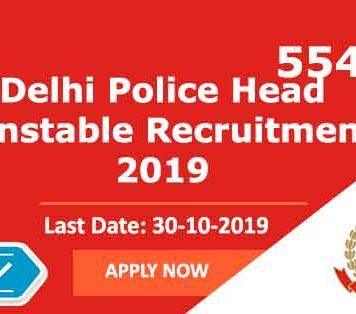 Delhi Police Head Constable