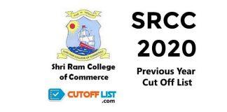 cut off list srcc