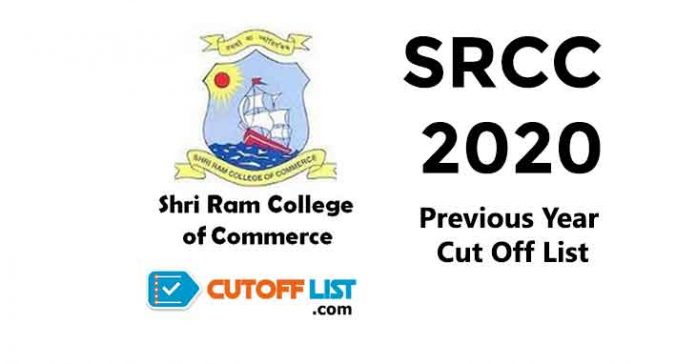 cut off list srcc